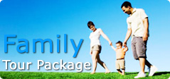 Family tour package