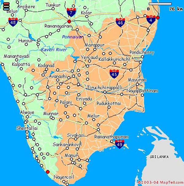 Tourist map of tamilnadu map of tamilnadu map of tamilnadu india map of tamil nadu gumiabroncs Choice Image